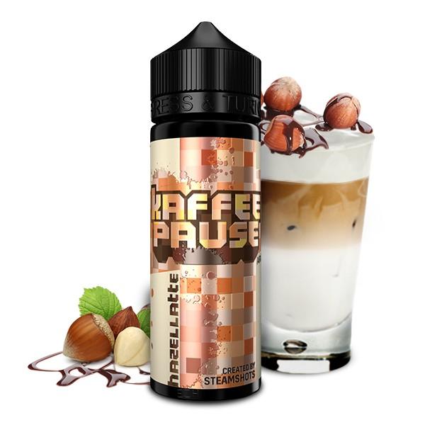 Kaffeepause Aroma Hazellatte by Steamshots