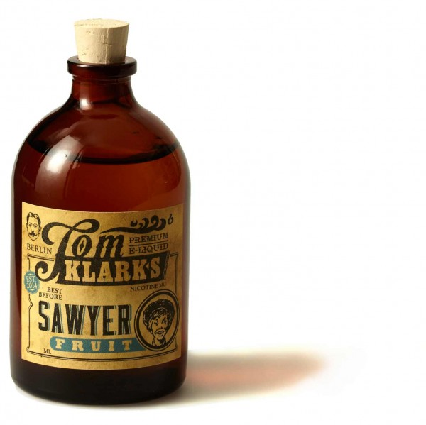 Fruit - The Sawyer Series - Liquid - 100ml - by Tom Klark