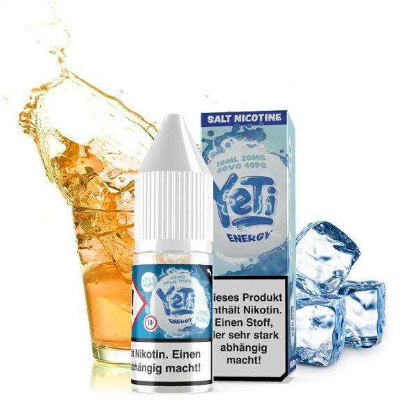Yeti Liquid Energy Nikotinsalz