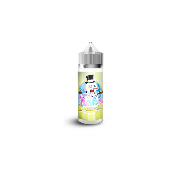 Frosty Shakes - Banana Milkshake - 100ml - e-Liquid