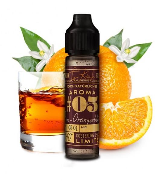 Rum-Orangenblüte No.05 natürliches Winter Aroma Tom Klarks