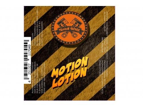 Motion Lotion - Truckin Vaporz - Twisted - Liquid 40ml