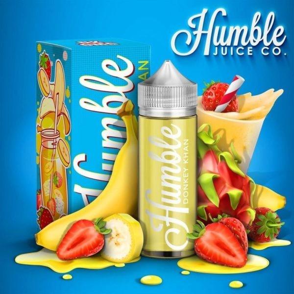 Humble Plus - Donkey Kahn 100ml