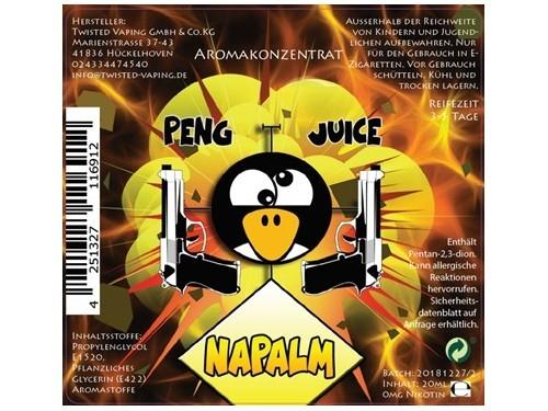 Twisted - Peng Juice - Napalm - 20ml Aroma