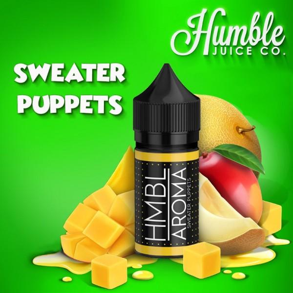 Sweater Puppets - Aroma - Humble Juice - 30ml