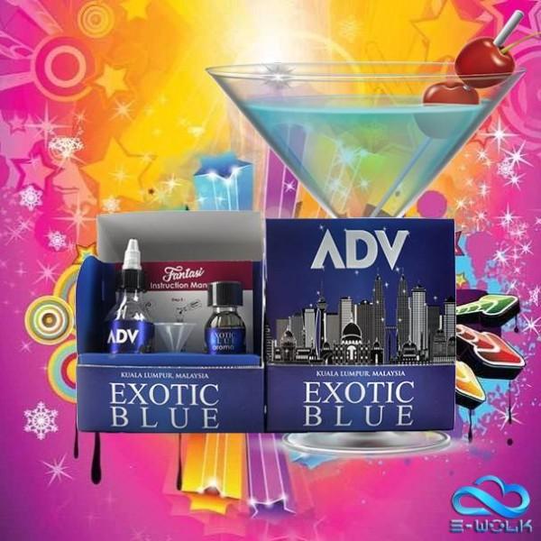 Fantasi ADV Exotic Blue - Aroma Shake'n'Vape 30ml