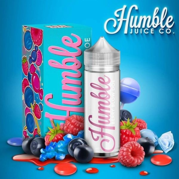 Humble Plus - Berry Blow Doe 100ml