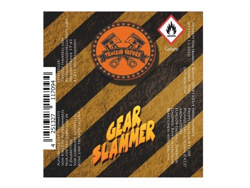 Gear Slammer - Truckin Vaporz - Twisted - Liquid 40ml