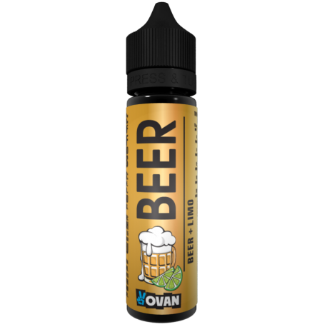 Beer + Limo - Radler Beer - e-Liquid - 50ml