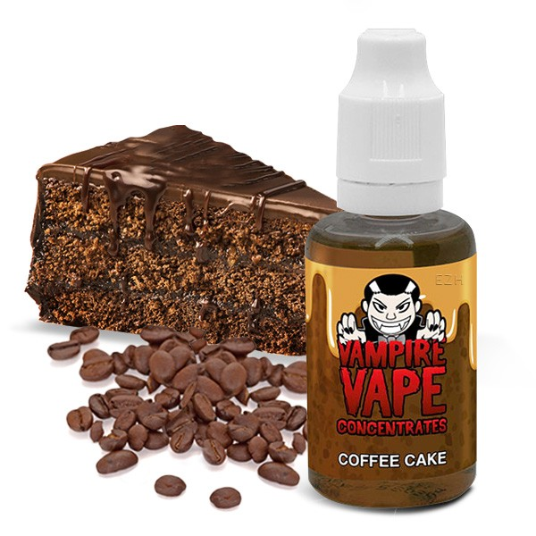 Coffee Cake - Aroma 30 ml by Vampire Vape