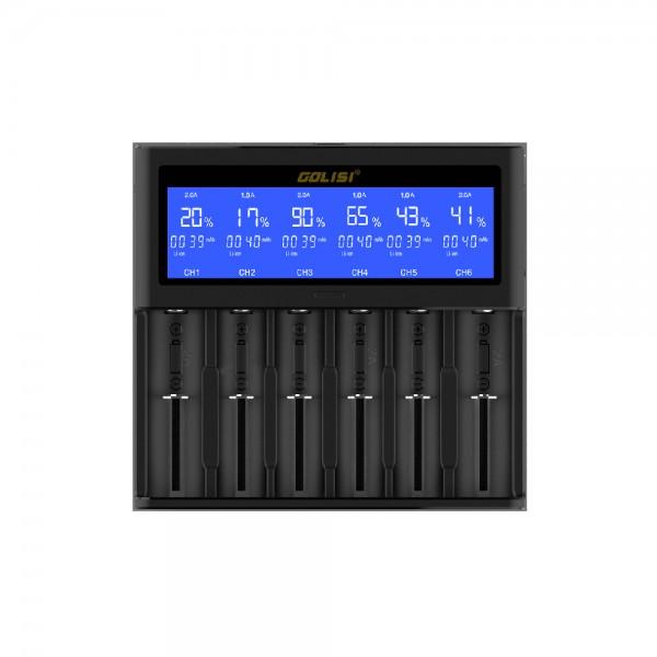 Golisi - Ladegerät - S6 - LCD