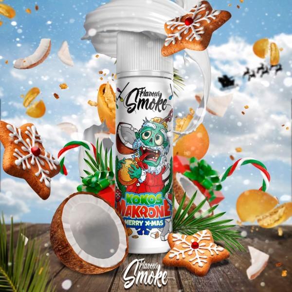 Kokosmakrone Aroma Flavour-Smoke