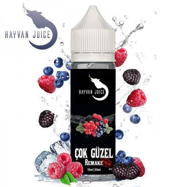 Cok Güzel Remake Hayvan Juice 31er Edition Aroma