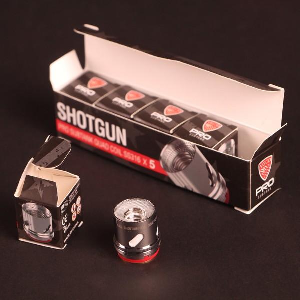 VGOD Shotgun / Pro SubTank Verdampferköpfe Coils