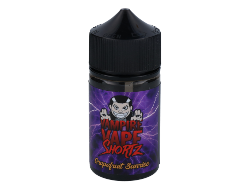 Grapefruit Sunrise - Vampire Vape Shortz - e-Liquid - 50ml