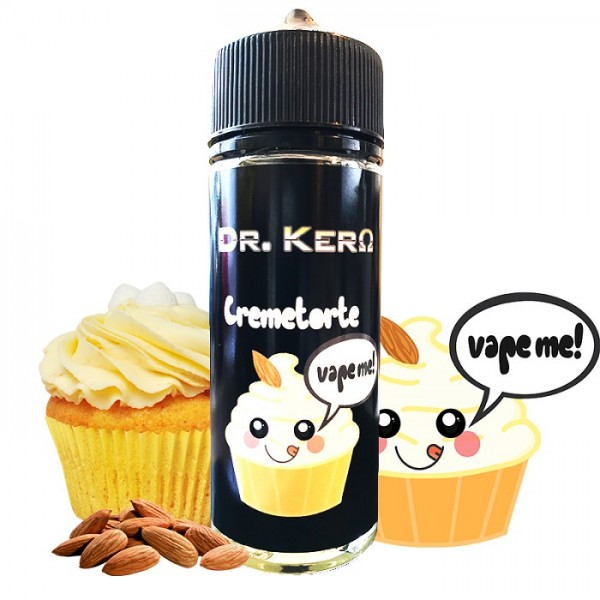 Dr. Kero - Cremetorte - 100ml - e-Liquid