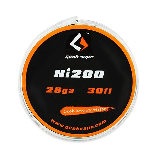 Ni200 - Pure Nickel Wickeldraht