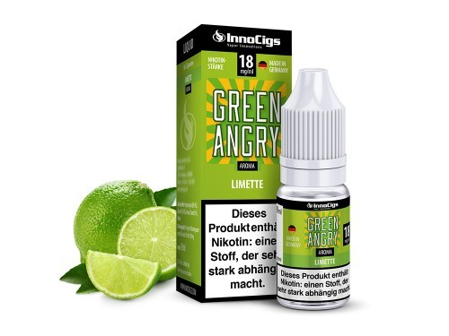 Green Angry - e-Liquid - 10ml - Innocigs
