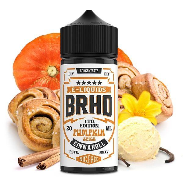 Pumpkin Spice Cinnaroll Aroma Barehead