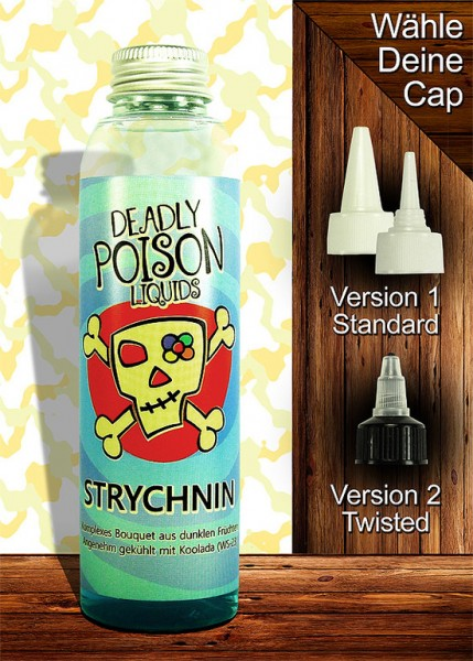 Strychnin - Liquid - 100ml - Deadly Poison Liquids