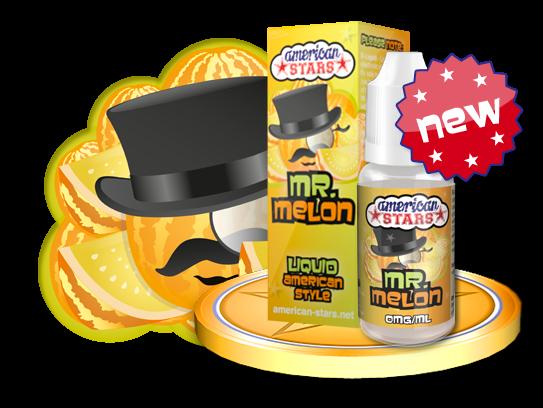 American Stars Liquid Mr. Melon