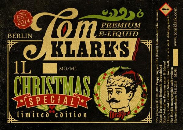 Christmas - Special - Liquid - 100/120ml - by Tom Klark